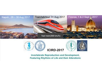 Fourteenth International Congress on Invertebrate Reproduction and Development (ISIRD)