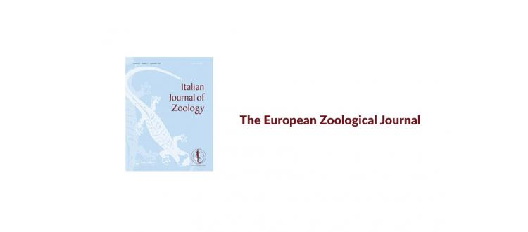 Importanti novità riguardo alla rivista dell'Unione Zoologica Italiana, l'Italian Journal of Zoology